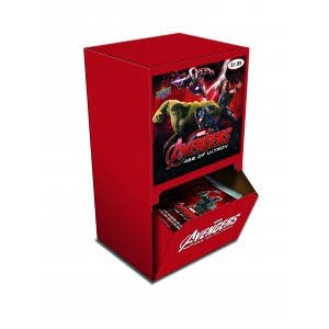 2015 Upper Deck Avengers: Age of Ultron Trading Cards