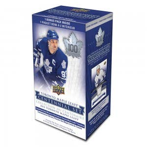 2017 Toronto Maple Leafs Centennial Set (Blaster)