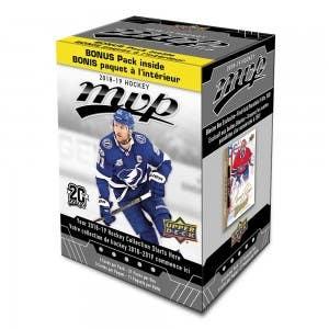 2018-19 Upper Deck MVP Hockey Cards (Blaster)