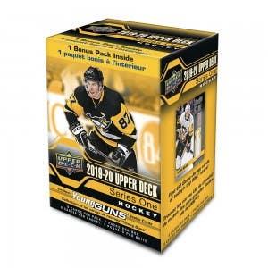 2019-20 Upper Deck Series 1 Hockey Cards (Blaster)