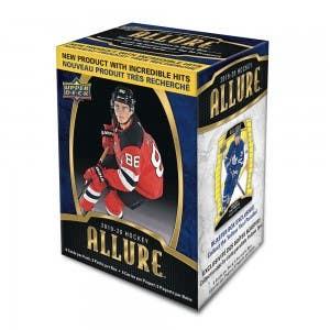2019-20 Upper Deck Allure Hockey Trading Cards (Blaster)