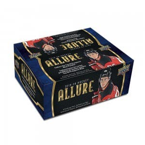2019-20 Upper Deck Allure Hockey Trading Cards (Retail)