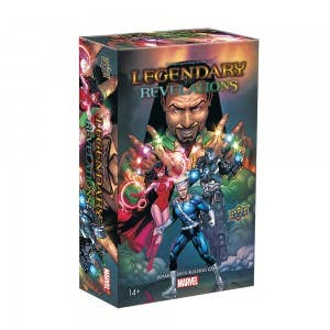 Legendary®: A Marvel Deck Building Game: Revelations Deluxe Expansion