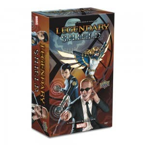 LEGENDARY® S.H.I.E.L.D.: A Marvel Deck Building Game Expansion