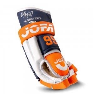Wayne Gretzky Signed Replica Right Hand Jofa Glove