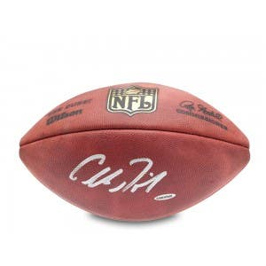 Allen Robinson Autographed Authentic Wilson Football