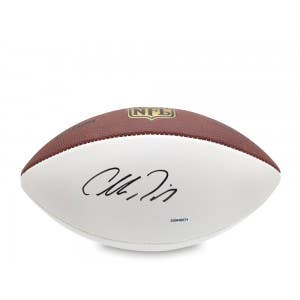 Allen Robinson Autographed White Panel Wilson Football