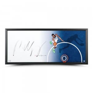 "Andrew Wiggins Autographed ""The Show"""