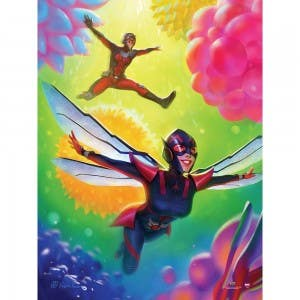 Ant-Man & Wasp's Imperceptible Journey