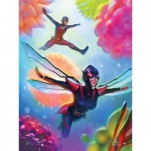 Ant-Man & Wasp's Microscopic Odyssey