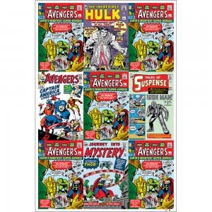 Avengers Origins MOCKUP