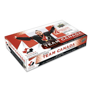 2020 Upper Deck Team Canada Jrs. Hockey Cards