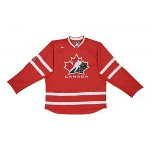 Brayden Schenn Autographed & Inscribed Limited Team Canada Replica Jersey