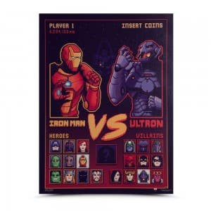 Character Select Variant Poster