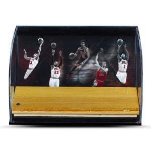 "Chicago Bulls ""Defenders of the Hardwood"""