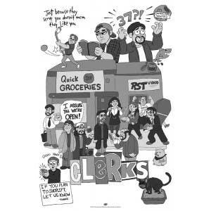 Clerks Variant