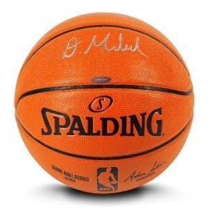 Darius Garland Autographed Indoor/Outdoor Spalding Basketball