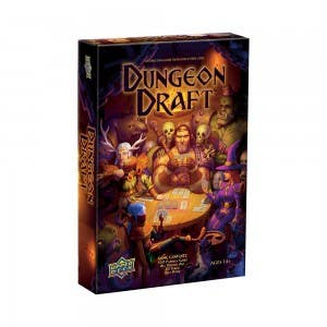 Dungeon Draft™ Board Game