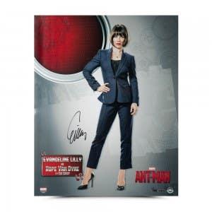 Evangeline Lilly Autographed Ant-Man Hope van Dyne 16 x 20
