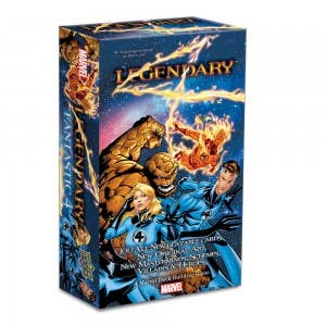 Fantastic Four Legendary Expansion Pack