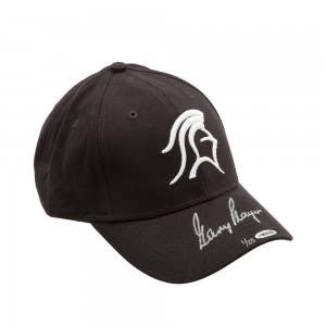 Gary Player Autographed Black Knight Hat