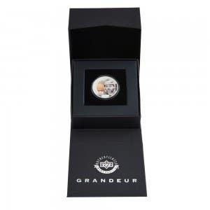 2017 Grandeur Hockey Coin (Single Blind Pack)