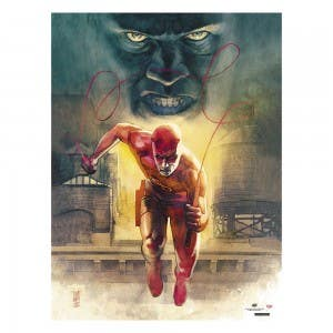 Hero of Hell's Kitchen Print by Alex Maleev