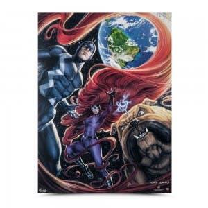 Inhumans Limited Edition Prints