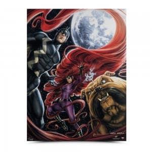 Inhumans Moon Variant