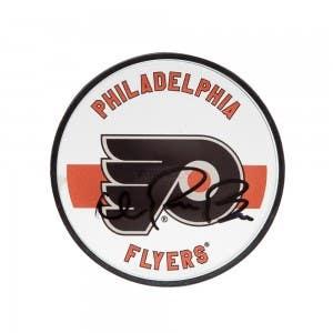 Ivan Provorov Autographed Philadelphia Flyers Acrylic Puck