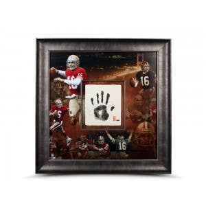 """Joe Montana Autographed """"49ers"""" Tegata"""