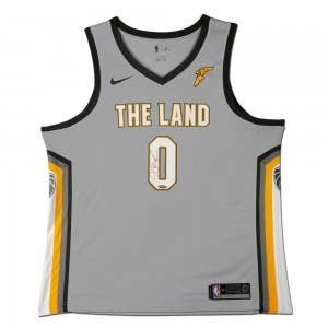 Kevin Love Autographed Cleveland Cavaliers City Edition Nike Swingman Jersey