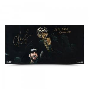 Kevin Love Autographed Enduring 30 x 15