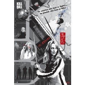 Kill Bill Grindhouse