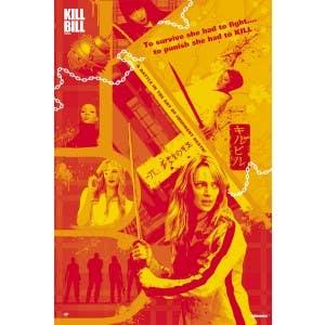 Kill Bill Grindhouse Variant