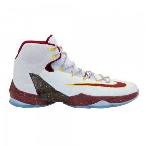 "LeBron James Game Worn ""LeBron 13 Elite"" Shoe (Vs. Atlanta Hawks)"