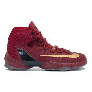 "LeBron James Game Worn ""LeBron 13 Elite"" Shoe (Vs. Golden State Warriors)"