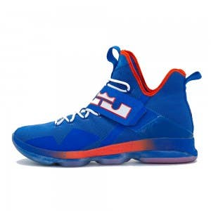 "LeBron James Game Worn ""LeBron 14"" Shoe (Vs. Detroit Pistons)"