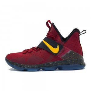 "LeBron James Game Worn ""LeBron 14"" Shoe (Vs. Washington Wizards)"