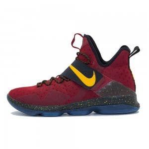 "LeBron James Game Worn ""LeBron 14"" Shoe (Vs. Atlanta Hawks)"