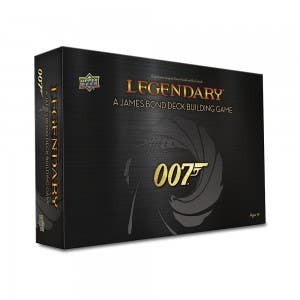 Legendary® 007™: A James Bond Deck Building Game