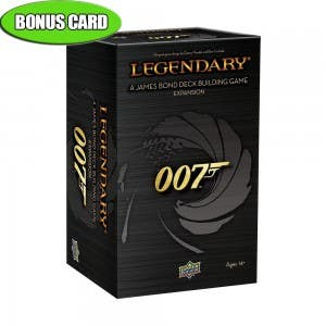 Legendary® 007: A James Bond Deck Building Game Expansion BONUS CARD