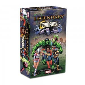 Legendary®: A Marvel Deck Building Game: Champions (Small Box Expansion)