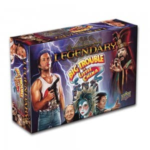 Legendary®: A Big Trouble in Little China Deck Building Game