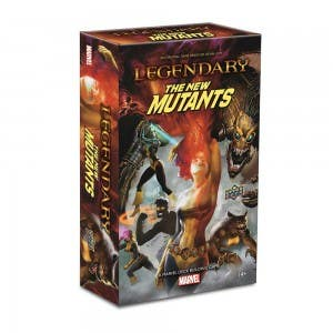 Legendary® The New Mutants: A Marvel Deck Building Game Expansion