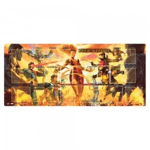 Legendary® Playmat: Dark Phoenix vs The X-Men
