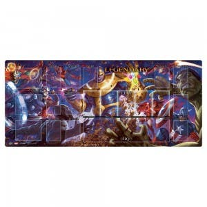 Legendary® Playmat: Thanos vs The Avengers