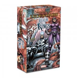 Legendary® Realm of Kings: A Marvel Deck Building Game Expansion