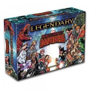 Legendary®: A Marvel Deck Building Game: Secret Wars Volume 2