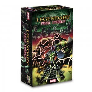 Legendary Villains: Fear Itself Small Box Expansion